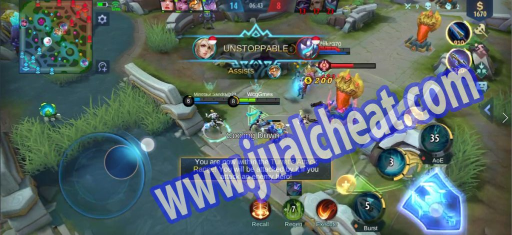 Cheat Mobile Legends