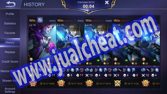 Cheat ML Win Streak4