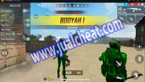 Cheat Free Fire Auto Booyah